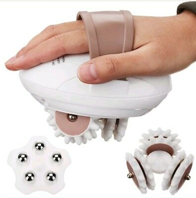 Full Body 3D Electric Massager Weight Loss/Fat Burning Massaging Relieve Tension