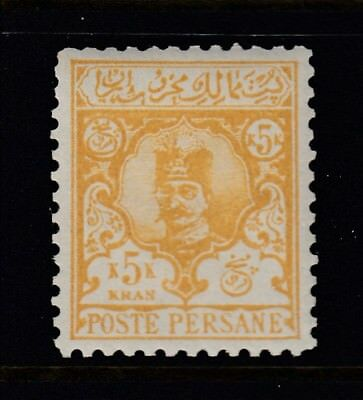 PERSIA #89 Kings HIGH VALUE - great (Mint HINGED) cv$8.00