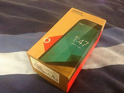 White Vodafone Smart Prime 7 Empty Box Only - No Phone - Just The Box