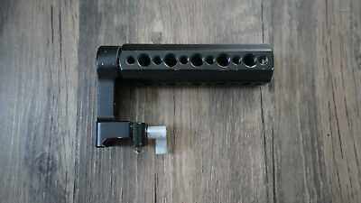 Wooden camera Top Handle Epic Weapon Scarlet