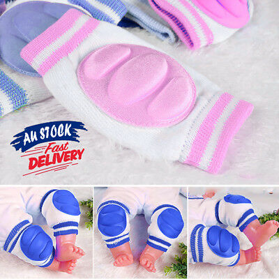 Baby Toddler Safety Crawling Elbow Cushion Toddlers Knee Pad Anti-slip Protector