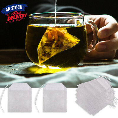 Non-woven Cloth Empty Tea Bag Heat Sealing Filter Paper Clean Loose Disposable