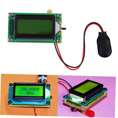 High Accuracy RF 1 to 500 MHz Frequency Measurement Tester Digital For Ham Radio