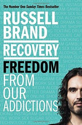 Recovery: Freedom From Our Addictions by Russell Brand New Paperback Book