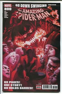 Amazing Spider-Man #800 - Alex Ross Main Cover - Marvel Comics/2018