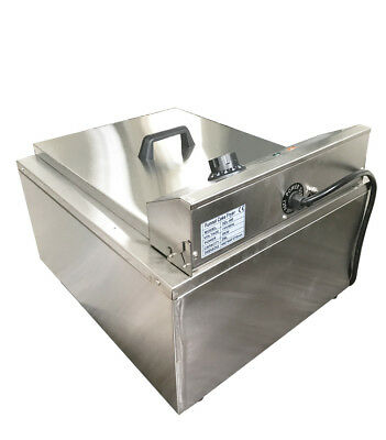 Funnel Cake Fryer 110V 2KW +2 Ring Molds