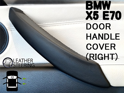 Door Handle Cover for BMW X5, X6 - E70 E71 E72 Black Right