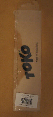 Toko Extra Wide Plexi Blade For Snowboard And Ski, Made In Switzerland