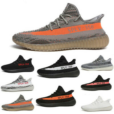 Men's Size 5-9.5 Yeezy-Boost 350 V2 TRAINERS FITNESS GYM SPORTS RUNNING SHOCK UK
