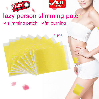 100x Slim Patch Diet Slimming Fast Weight Loss Effective Burn Fat Adhesive Pad A
