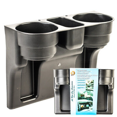 Universal Car Cup Can Drinking Bottle Storage Holder Stand & Mobile Phone Holder