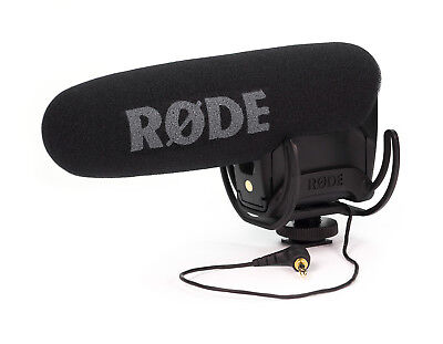 *BRAND NEW* Rode VMPR VideoMic Pro R with Rycote Lyre Shockmount FREE Shipping!!