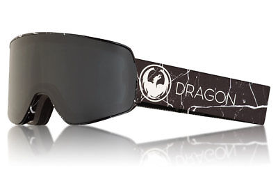 7b4eb24537 NEW Dragon Alliance NFX2 Jossi Wells Snow Goggles w  Dark Smoke Finish