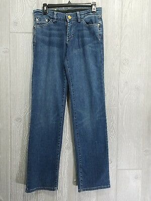 845aeba7f8f Red by Marc Ecko Women s Medium Wash Heart Cut Denim Jeans Size 30