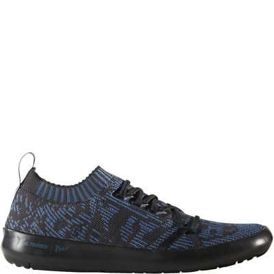 the best attitude df2a7 9b6c4 Mens Adidas Terrex Boat DLX Parley - Blue - Width med - Outdoor