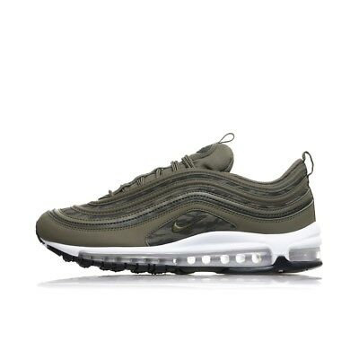 huge selection of 227ad fa43d NIKE AIR MAX 97 AQ4132-200 olive military spring 2018 180 90 1 SILVER SQUALO