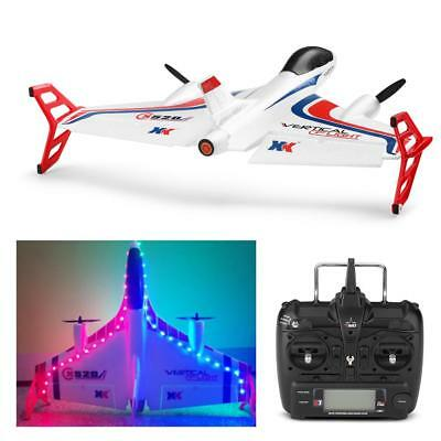 Wltoys X520-A Aircraft Drone Toy Dual Brushless 6Axis Altitude Hold LED Airplane