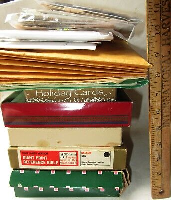 Huge Lot of Vintage Home Recipes 360+ Handwritten/Typed and 1560+ Clipped/Other