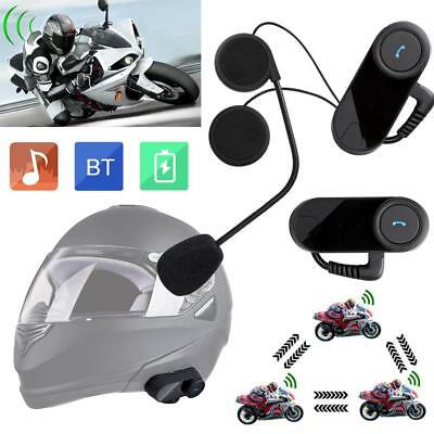 FreedConn T-COM 800m Bluetooth Motorcycle Intercom Helmet Headset Interphone