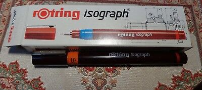 rOtring  Isograph Tuschefüller 1,0 mm