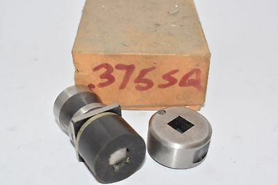 Punch & Die Set Roper Whitney DIACRO, 3/8'' Square 0.3750 Thor 8-2768