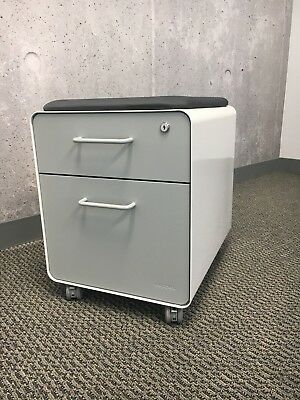 2-Drawer File Cabinet - Poppin
