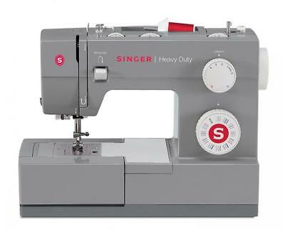 SINGER | Heavy Duty 4432 Sewing Machine with 32 Built-In Stitches, Automatic...