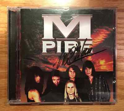 MPire - Chapter One (Orig. Long Island Records) Signed by Michael OMara - Joshua