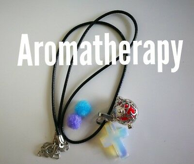 Code 804 Angel Infuse Aromatherapy Necklace Doreen Virtue Certified Practitioner