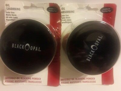 Black Opal Invisible Oil Blocking Powder Oil Absorbing Matte All Skin Tones  2