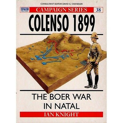 Osprey - Campaign Series - N.38 - Colenso 1899