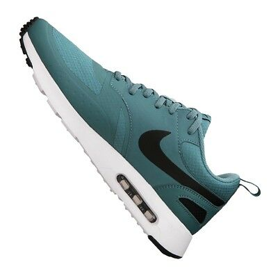 on sale 4be51 21173 Nike Men Air Max Vision SE Anthracite Running Shoes Blue 918231-402 US7-11