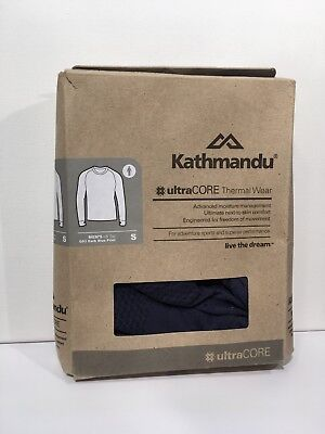 Kathmandu ultraCore Thermal Wear Men's Long Sleeve Top (skivvy)