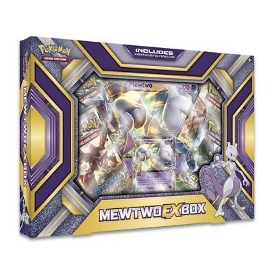 Coffret Mewtwo Ex Box - Version Anglaise - edition speciale