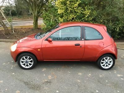 Ford Ka Zetec   Sold Subject To Collection