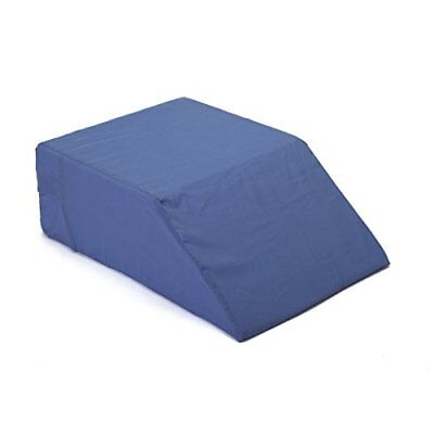 Zero Gravity Elevating Leg Rest Pillow Post Surgery Pain Back Injury  Blue