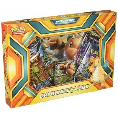 Coffret Dragonite Ex Box - Version Anglaise 2016