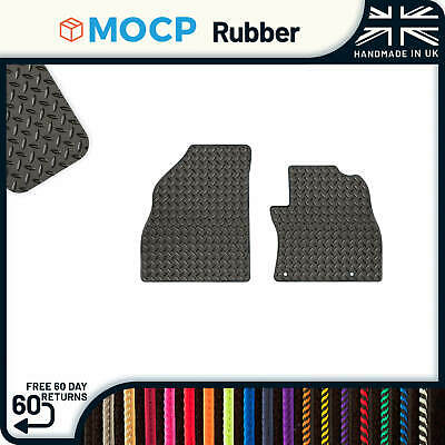 Custom Rubber Van Mats to fit Peugeot Bipper 2008-present