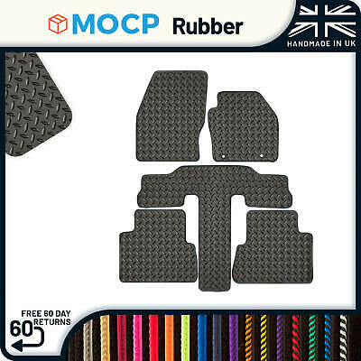 Custom Rubber Car Mats to fit Ford Grand C-Max 2010-2013