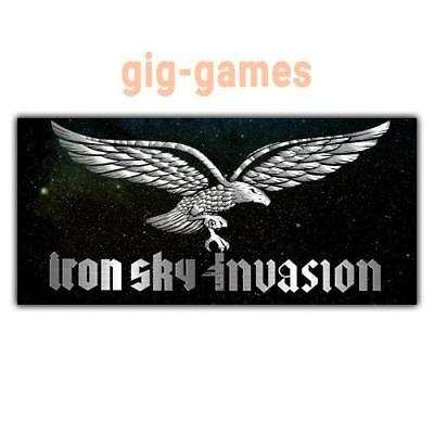 Iron Sky: Invasion PC spiel Steam Download Digital Link DE/EU/USA Key Code Gift