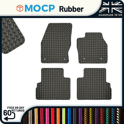 Custom Rubber Car Mats to fit Ford C-Max 2015-present