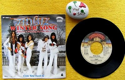 ANGEL WINTER SONG ★Can you feel it★1977