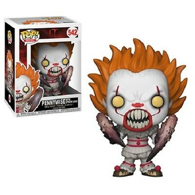 Funko Movies Stephen King's It PENNYWISE CLOWN with Spider Legs Pop! Vinyl #542