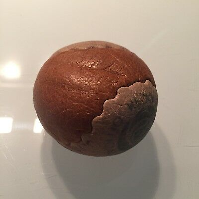 Well-Worn Vintage Hacky Sack Footbag Made in Taiwan