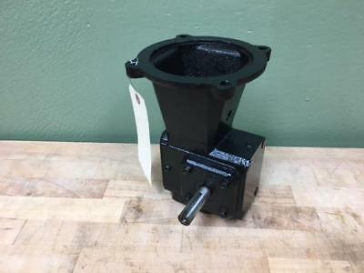 Ohio Gearbox - Right Angle Gear Box Speed Reducer 30:1 Ratio