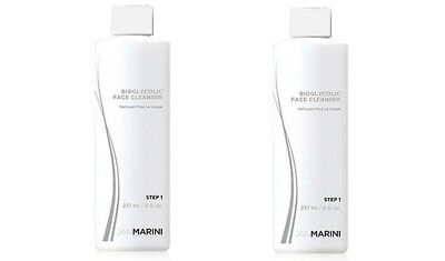 Jan Marini Bioglycolic Face Cleanser 8 oz - 2 pack