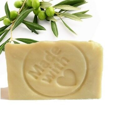 Olive Oil soap bar 🌿 NATURAL AND POUR  - NO SLS, 100% VEGAN