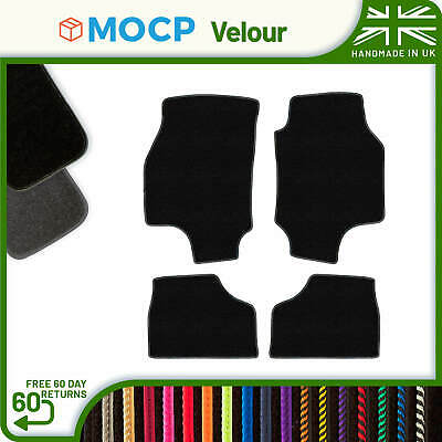 Custom Velour Car Mats to fit Vauxhall Astra G MK4 1998-2005