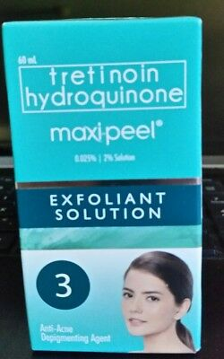 Maxipeel Exfoliant Solution #3 (60 ml)