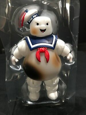 """BURN/Ghostbusters 6"""" Stay Puft Marshmallow Man Ghost Figure"""